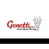 Genetti Racing Logo