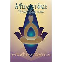 A Pleasant Space logo