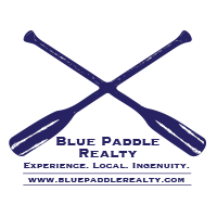 Blue Paddle Realty logo